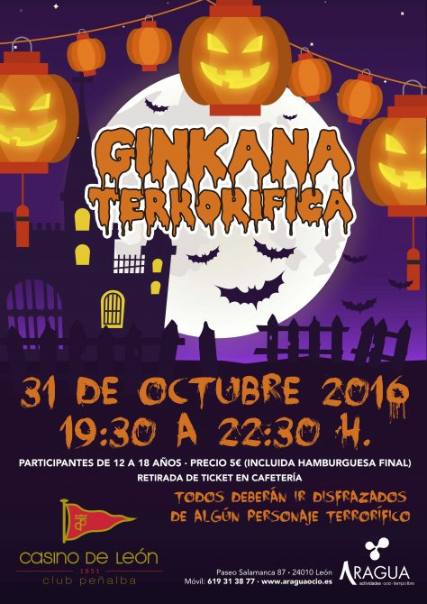 Flat-Halloween-Party-Poster